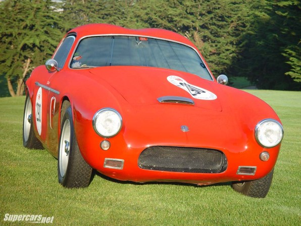 1956 AC Ace Zagato Coupe