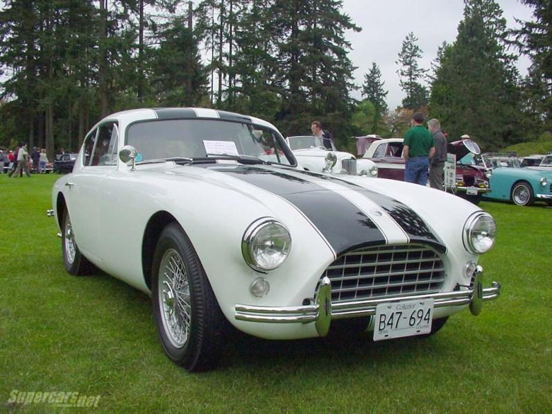 1954 AC Aceca-Bristol