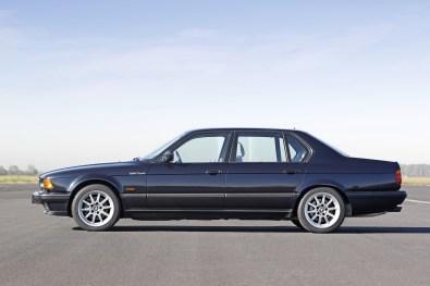 1986 BMW 750iL