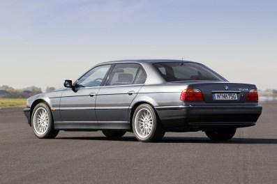 1994→2001 BMW 750iL