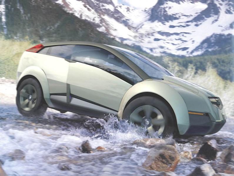 2002 Acura RD-X Concept