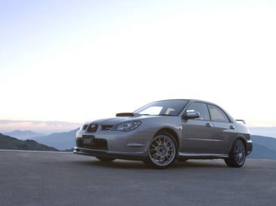 2006 Subaru Impreza WRX STi S204