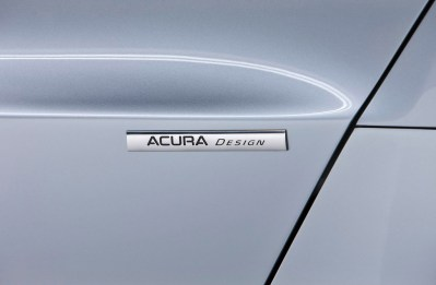 All-New Acura ZDX