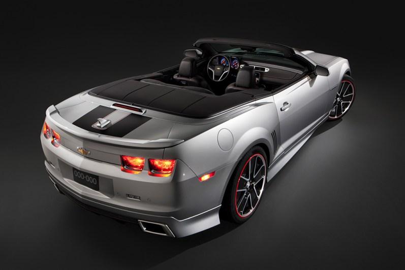 2011 Chevrolet Camaro Synergy Series Concept