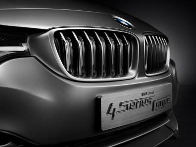 2012 BMW Concept 4 Series Coupé