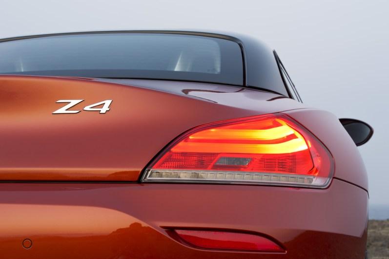 2013 BMW Z4 sDrive35is