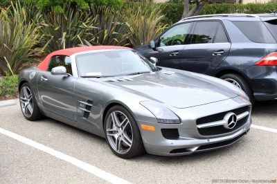 2011 Mercedes-Benz SLS AMG Roadster Gallery | Gallery | SuperCars.net