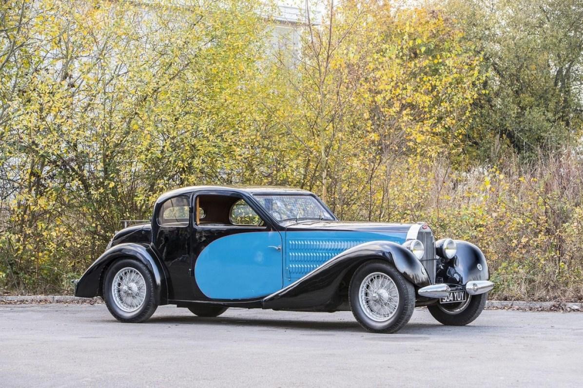 1939 Bugatti Type 57 Ventoux