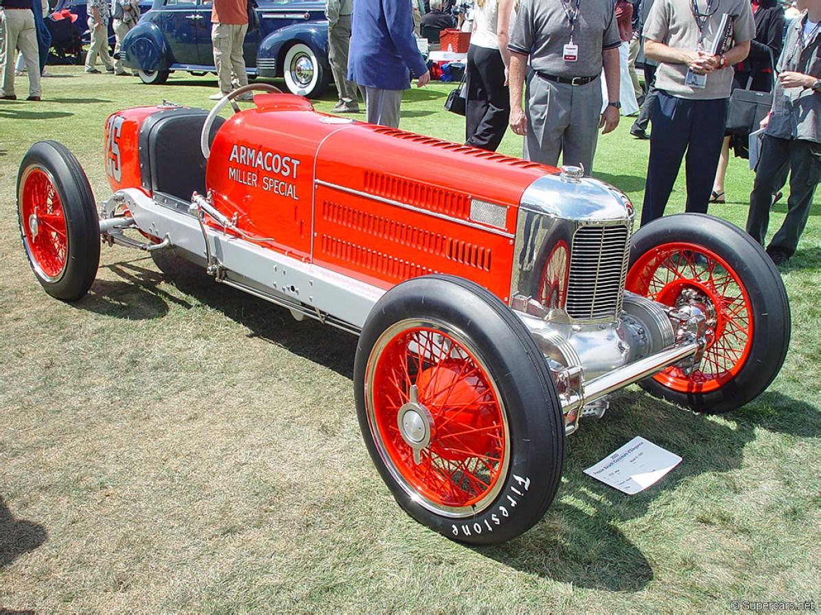 1926 Miller 91 FWD