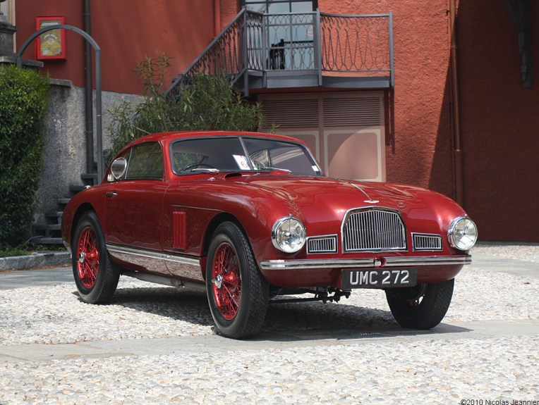 1949 Aston Martin DB2 Prototype
