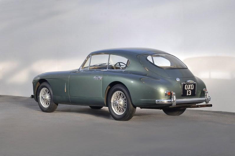 1950→1953 Aston Martin DB2