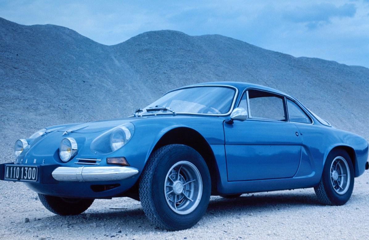 1963 Alpine A110