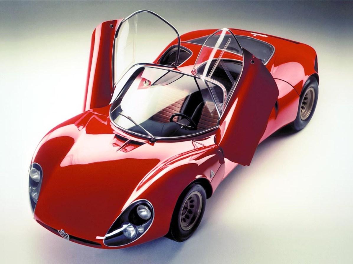 1967 Alfa Romeo T33/2 Stradale Prototipo
