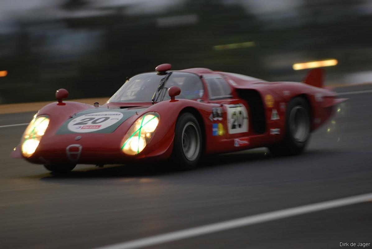 1968 Alfa Romeo T33/2 'Le Mans'