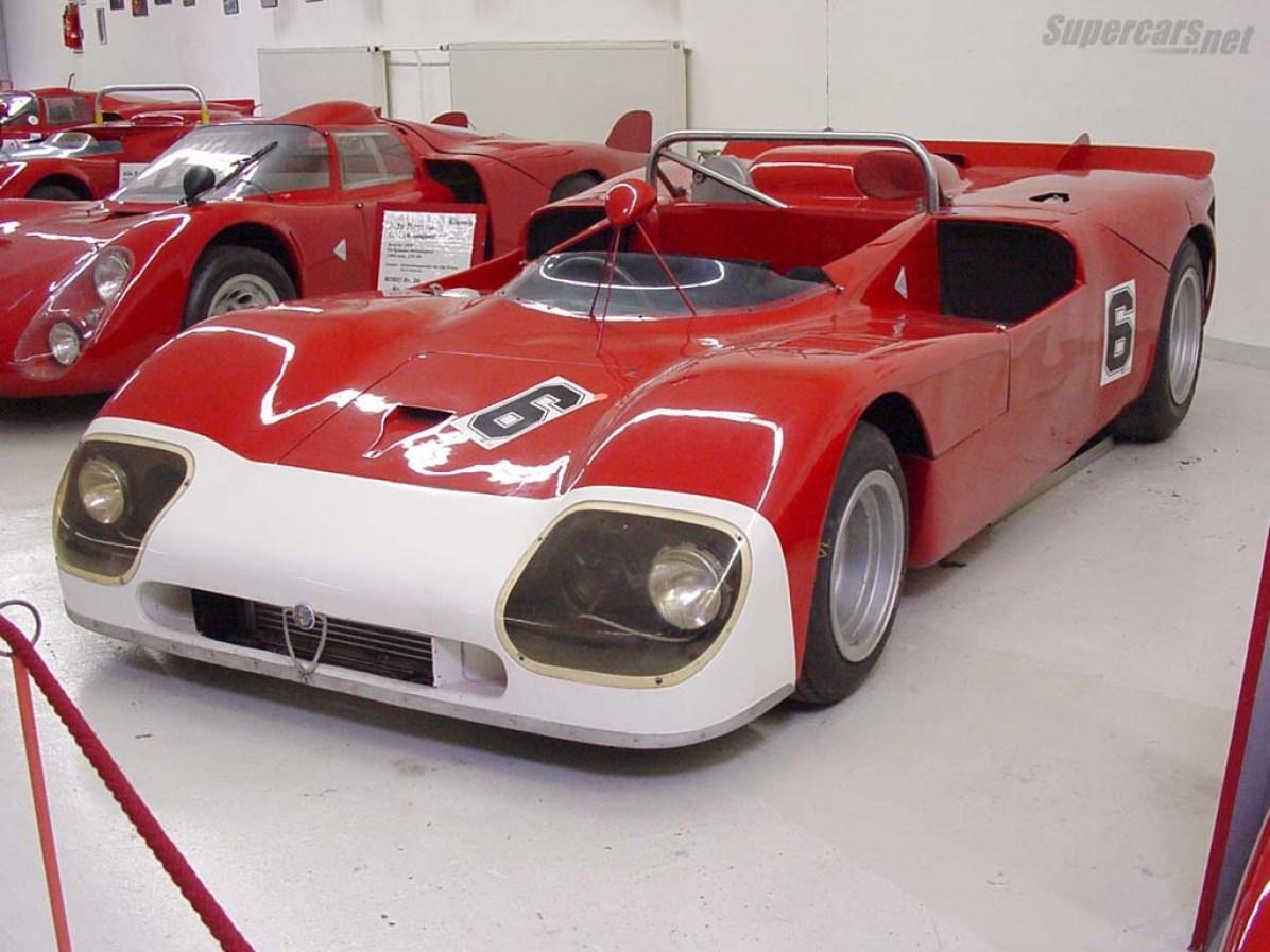 1971 Alfa Romeo 33-3 Spider