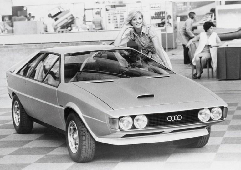 1973 Audi 'Asso di Picche'