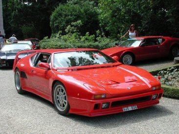 11994 De Tomaso Pantera 200