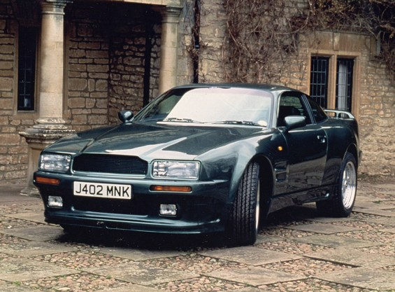 1992→1997 Aston Martin Virage 6.3 Litre