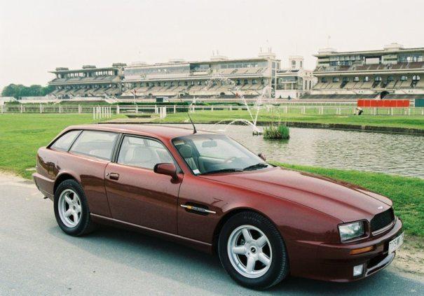 1992→1993 Aston Martin Virage Shooting Brake