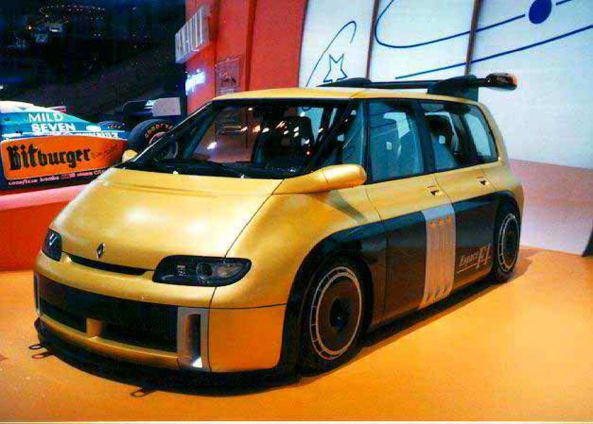 1995 Renault Espace F1 Concept