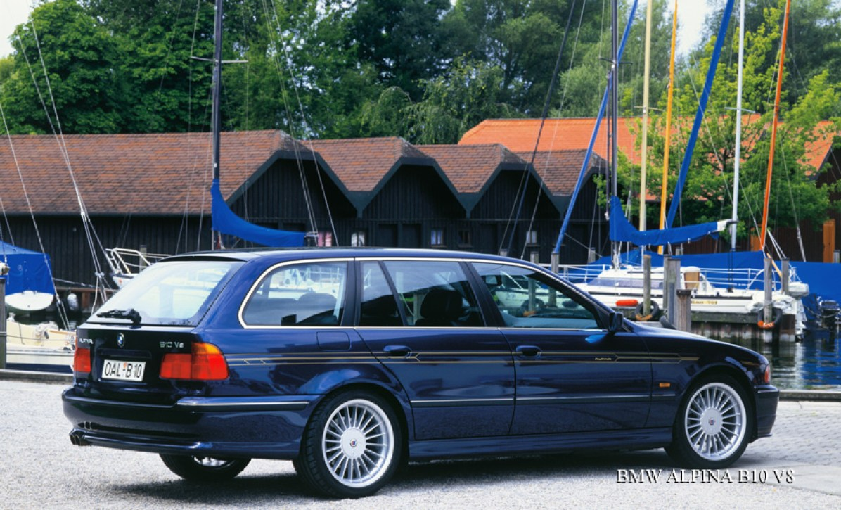 1998→2002 Alpina B10 V8 Touring