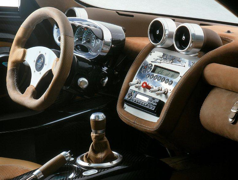 1999 Pagani Zonda C12