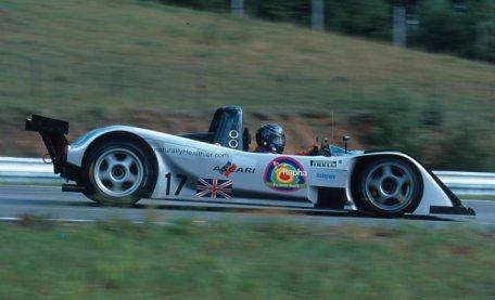 2001 Ascari A410