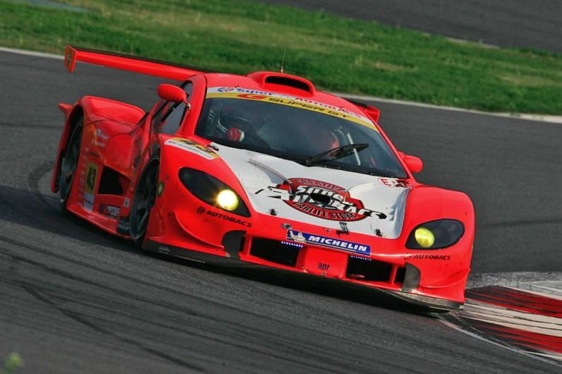 2003 ASL Garaiya GT300