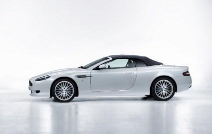 2004 Aston Martin DB9 Volante