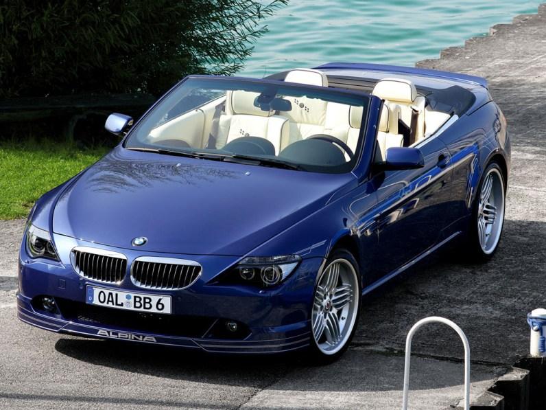 2006 Alpina B6 Cabriolet