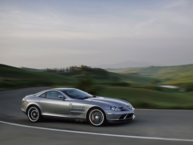 2007 Mercedes-Benz SLR 722 Edition