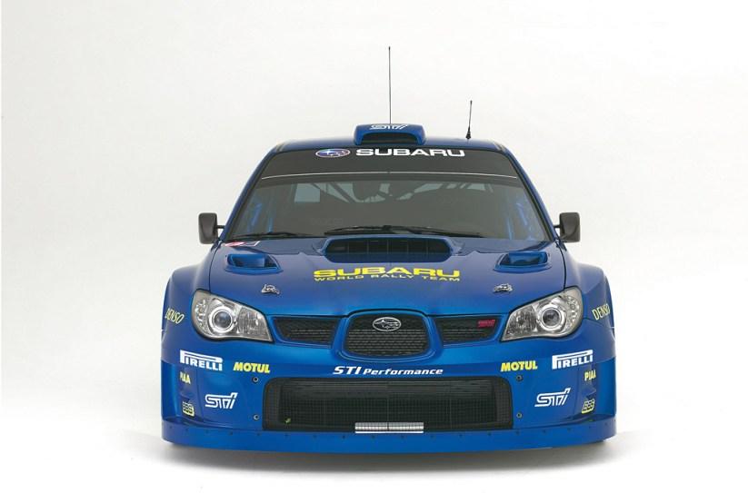 2007 Subaru Impreza WRC2007
