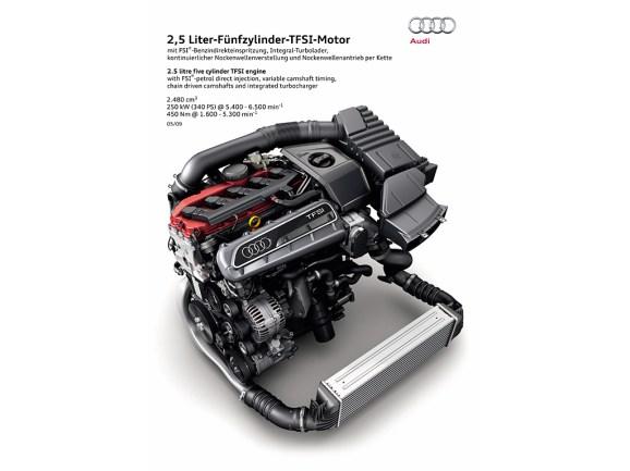2010 Audi TT RS Coupé