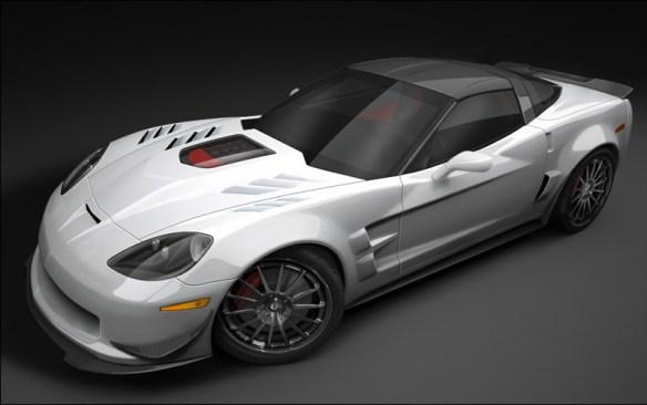 2010 Hennessey Corvette Z700