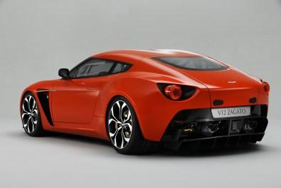 2011 Aston Martin V12 Vantage Zagato Prototype