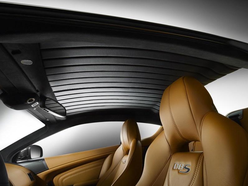 2012 Aston Martin DBS Carbon Edition