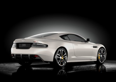 2012 Aston Martin DBS Ultimate