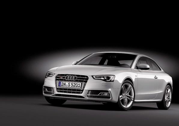 2012 Audi S5 Coupé