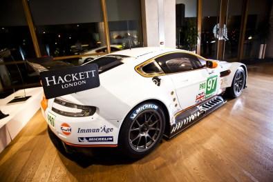 2013 Aston Martin Vantage GTE