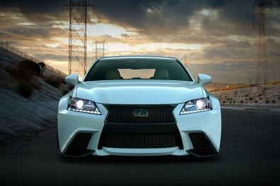 2013 Lexus Project GS F SPORT by Five Axis