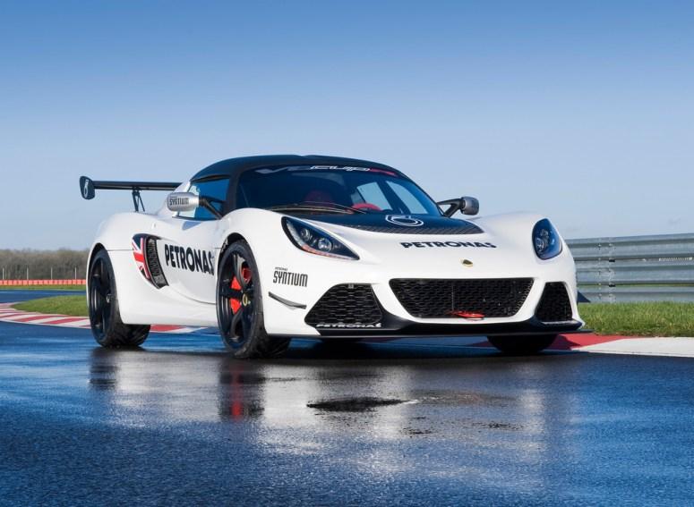 2013 Lotus Exige V6 CupR