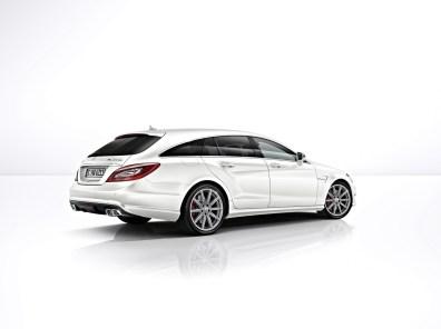 2013 Mercedes-Benz CLS 63 AMG 4MATIC Shooting Brake