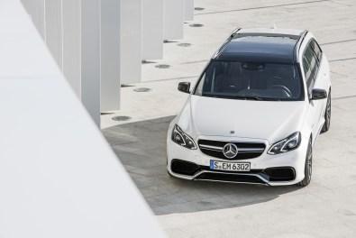 2013 Mercedes-Benz E 63 AMG Estate