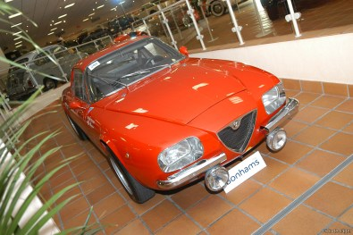 1966 Alfa Romeo 2600 SZ