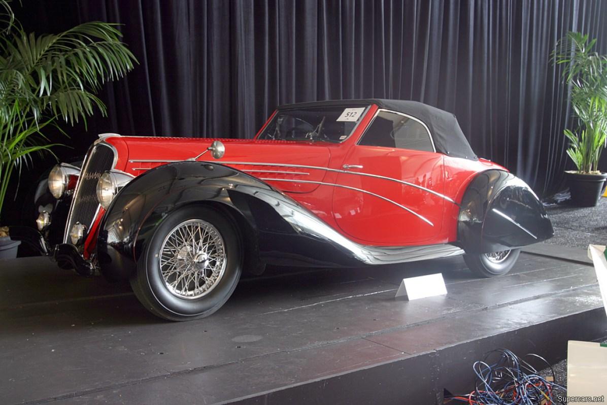 1946→1952 Delahaye 135 MS