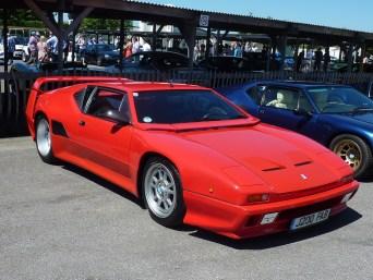 1994 De Tomaso Pantera 200