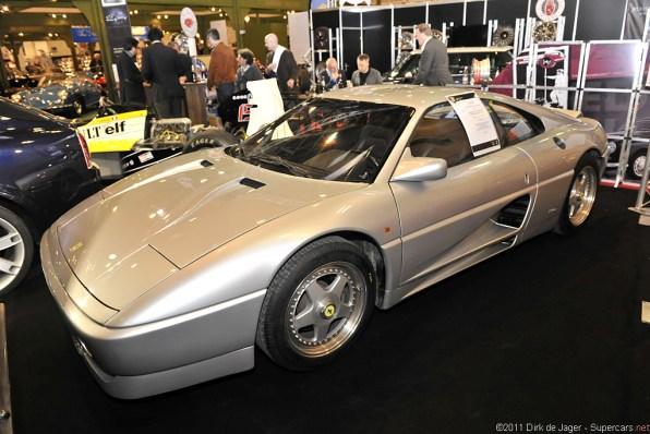 1990 Ferrari 348 Zagato Elaborazione