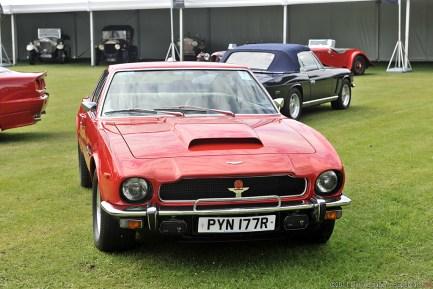 1973→1978 Aston Martin V8 Series 3