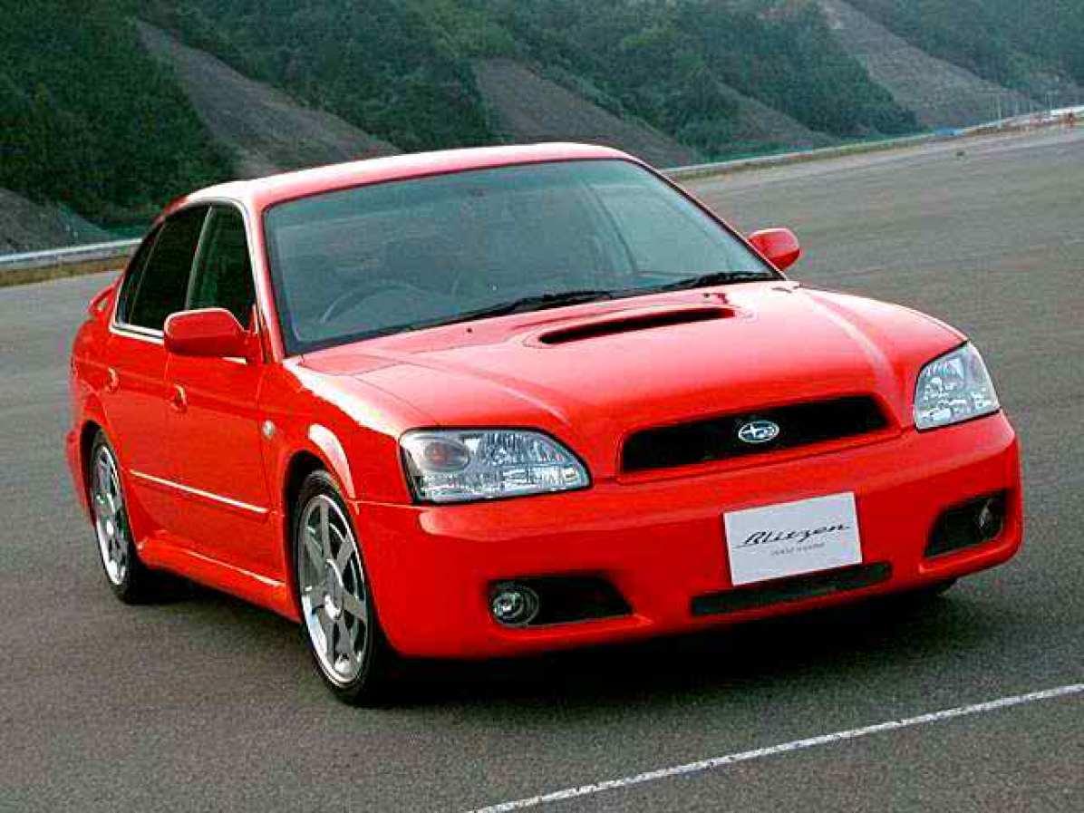 2002 Subaru Legacy B4 Blitzen