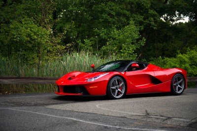 High Quality Ferrari LaFerrari Wallpaper